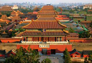 Cố cung Bắc Kinh- điểm du lịch nổi bật ở Trung Quốc
