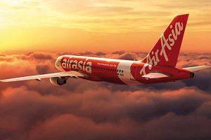 Sắp tới hãng hàng không giá rẻ Air Asia sẽ có mặt phục vụ hành khách Việt Nam