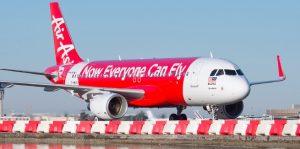 AIR ASIA là hãng hàng không giá rẻ có trụ sở tại Kuala Lumpur