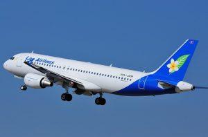 Máy bay hãng hàng không Lao Airlines