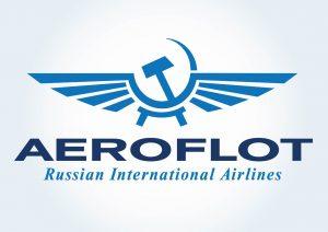 AEROFLOT là một trong những hàng hàng không lớn ở Nga