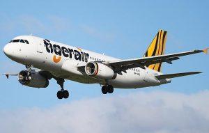 Hãng hàng không Tiger Air được thành lập ngày 12/12/2003 và bắt đầu bán vé máy bay vào ngày 31/8/2004.