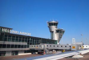 Sân bay Helsinki-Vantaa Phần Lan