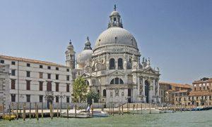 Vương cung thánh đường Santa Maria della Salute