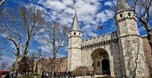 Cung Điện Topkapi- được Unesco công nhận là di sản thế giới