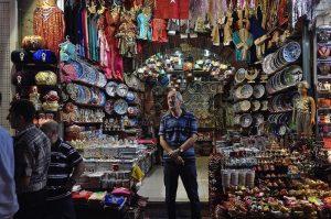 Khu Chợ Grand Bazaar độc đáo