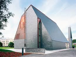 Kiến trúc đặc sắc của Nhà thờ Kuokkala