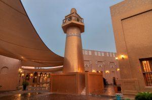 Nhà thờ hồi giáo ở Doha