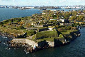 Đảo Suomenlinna còn có một tên gọi khác là pháo đài Phần Lan