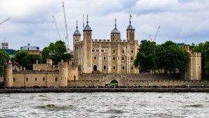 Những kiến trúc tiêu biểu của nước Anh