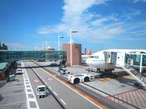 Toàn cảnh sân bay Leonardo da Vinci hiện đại