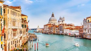 Tuyệt đẹp Grand Canal