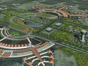 Sân bay quốc tế Jakarta, Indonesia