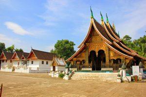 Chùa Xieng Thoong – chùa Vàng
