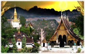 Cố đô Luông Prabang với vẻ đẹp yên bình, đày cuốn hút