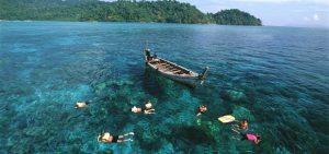 Quần đảo Gili cuốn hút với không gian yên bình và tuyệt vời