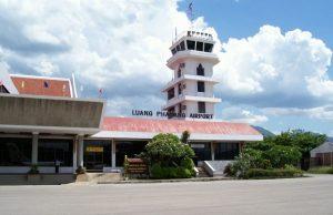 Sân bay quốc tếLuang Prabang, Lào