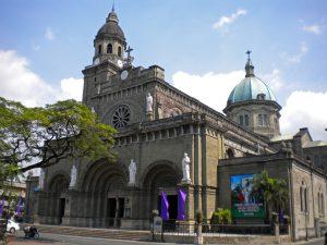 Thành cổ Intramuros với kiến trúc độc đáo