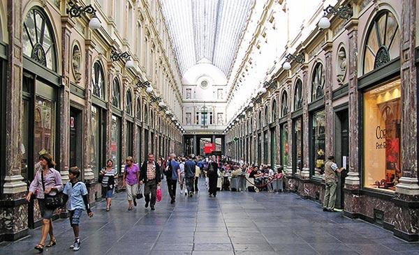 Những con phố mua sắm ở Bỉ được nhiều du khách thích thú