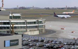 Sân bay quốc tế Brussels, Bỉ