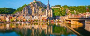 Wallonia – khu vực nói tiếng Pháp với không gian hài hòa với thiên nhiên