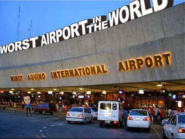 Sân bay quốc tế Ninoy Aquino thuộc Manila, Philippines