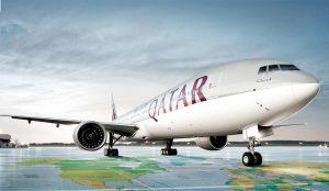 Qatar Airways là một hãng hàng không có trụ sở tại Doha, Qatar.