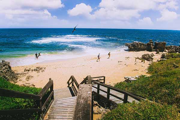 Rockingham thiên đường biển ở Perth
