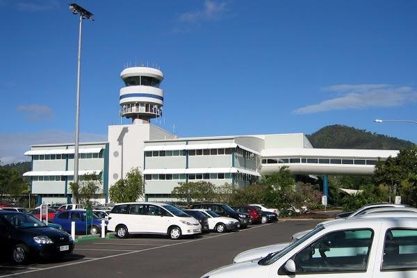 Sân bay quốc tế Cairns, Úc
