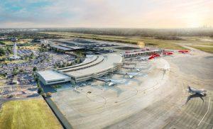 Sân bay quốc tế Perth, Úc nhìn từ trên cao