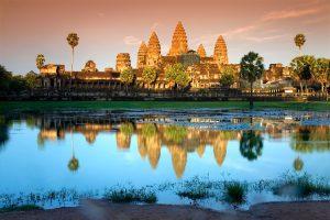 Mua vé máy bay đi Campuchia thăm Angco Wat