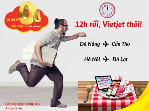 Chương trình khuyến mãi hấp dẫn của Vietjet với nhiều ưu dãi hấp dẫn để mua vé máy bay đi Campuchia