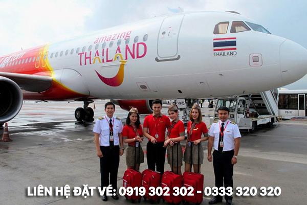 Văn phòng đại diện của Thai Vietjet Air tại Việt Nam