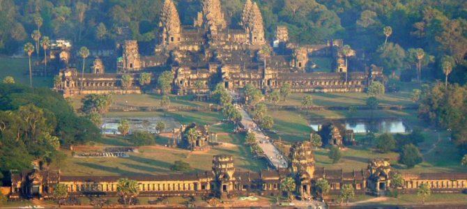 Vé máy bay Cambodia Angkor Air từ Hà Nội đi Siem Reap
