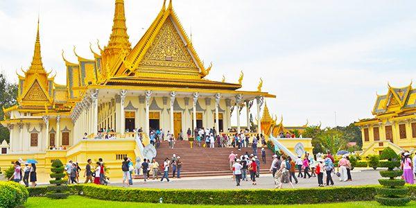 Vé máy bay Cambodia Angkor Air từ Hà Nội đi Phnom Penh, Campuchia