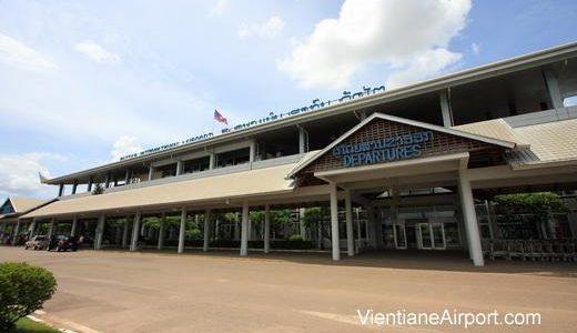 Vé máy bay Lao Airlines từ Hà Nội đi Vientiane, Lào