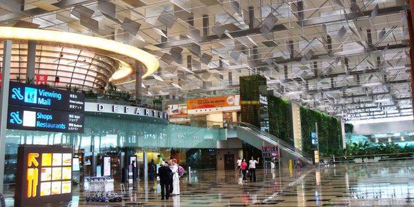 Vé máy bay Singapore Airlines từ Đà Nẵng đi Changi Singapore