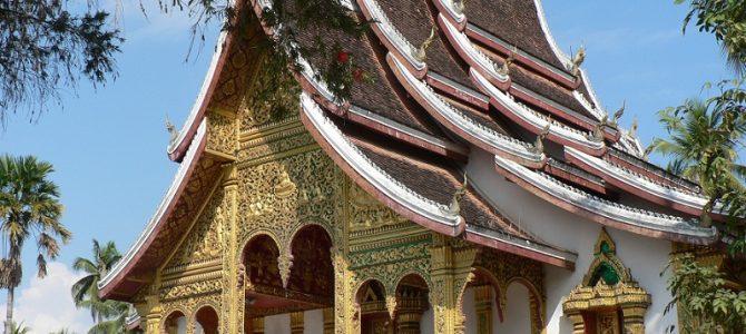 Vé máy bay Lao Airlines từ Sài Gòn đi Luang Prabang, Lào