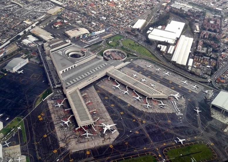 Sân bay quốc tế Thành phố Mexico